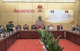 Chính phủ Lào hỗ trợ gạo cho người dân 4 tỉnh miền Trung