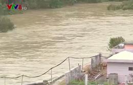 Các hồ chứa nước ở Khánh Hoà vẫn an toàn sau bão