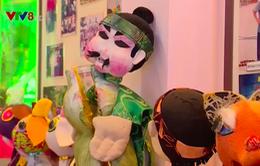 Những câu chuyện thú vị ở Bảo tàng múa rối độc diễn đương đại