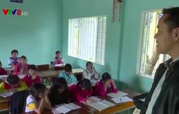 Quảng Nam vận động học sinh ra lớp sau lũ