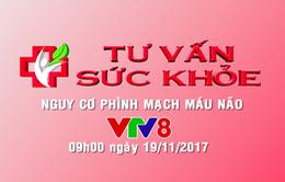 Tư vấn sức khoẻ: Nguy cơ phình mạch máu não (9h, Chủ nhật, 19/11) trên VTV8