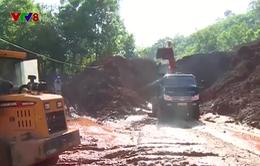 Quảng Nam: Khắc phục giao thông để cứu đói đồng bào vùng cao