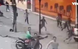 Cảnh sát vây bắt băng nhóm chuyên trộm cắp xe máy