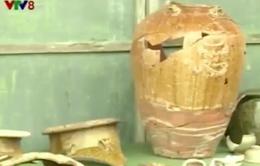 Bình Định: Tìm thấy 30.000 di vật tại di chỉ gò Cây Me