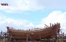 Khó hoàn thành kế hoạch đóng tàu theo Nghị định 67