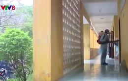 Thừa Thiên - Huế: Tăng cường phòng ngừa dịch bệnh khi mưa lũ kéo dài
