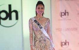 Nguyễn Thị Loan trượt khỏi top 16 Hoa hậu Hoàn vũ Thế giới