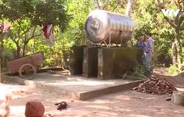 Nhiều công trình nước sạch ở Kon Tum bị bỏ hoang
