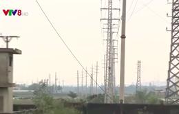 Hà Tĩnh: Dân phản đối, dự án điện chưa thể đóng điện