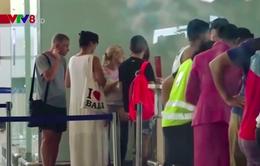 Hỗ trợ người Việt mắc kẹt tại Bali (Indonesia) do núi lửa phun