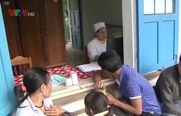 Y tế vùng cao Quảng Nam lúng túng trong mùa mưa bão