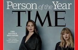 """""""Người phá vỡ sự im lặng"""" được Tạp chí Time chọn là Nhân vật của năm"""