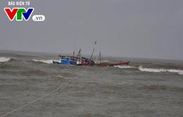 Vẫn chưa tìm thấy 5 thuyền viên trên tàu Jupiter chìm ở vùng biển Quy Nhơn
