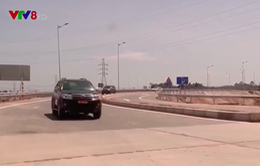 Cao tốc Đà Nẵng - Quảng Ngãi dừng phục vụ xe tải trên 10 tấn