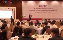 Diễn đàn sáng kiến chính sách hạ vùng sông Mekong