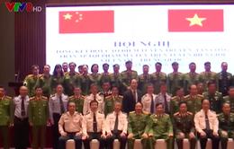 Hội nghị phòng chống ma túy biên giới Việt - Trung