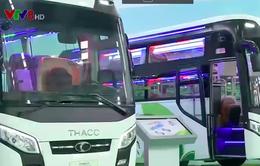Đưa vào hoạt động nhà máy xe bus lớn nhất Đông Nam Á