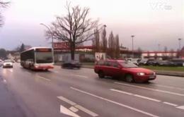 Công nghệ kỹ thuật số kiểm soát giao thông tại Hamburg, Đức