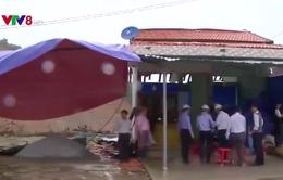 Tìm giải pháp tái định cư bền vững cho vùng sạt lỡ núi Quảng Nam