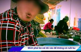 Theo chân phóng viên mục sở thị cá khô ngâm tẩm hóa chất ở làng chài Đất Đỏ