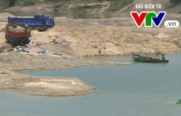 Phú Yên: Kiên quyết xử lý khai thác khoáng sản trái phép ở khu vực sông Ba