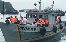 Phó Thủ tướng Trịnh Đình Dũng trực tiếp chỉ đạo công tác ứng phó với bão số 16