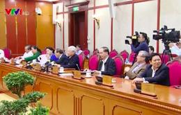 Bộ Chính trị đánh giá cao sự đóng góp của TP.HCM đối với sự phát triển cả nước