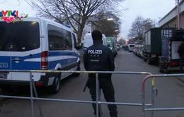 Đức bắt giữ nghi phạm âm mưu tấn công khủng bố