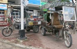 CSGT Hà Nội ra quân, tăng cường xử lý xe thương binh giả