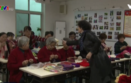 Trường đại học dành cho người già tại Trung Quốc
