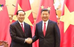 Việt Nam - Trung Quốc phát triển quan hệ ổn định, lành mạnh
