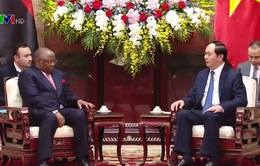 Chủ tịch nước tiếp Bộ trưởng Bộ Ngoại giao Angola