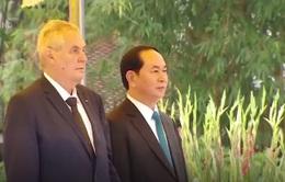Tổng thống Cộng hòa Czech thăm cấp Nhà nước Việt Nam
