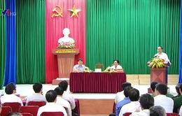 Chủ tịch nước đánh giá cao những thành tựu của vùng đất giàu truyền thống cách mạng Nghĩa Đồng