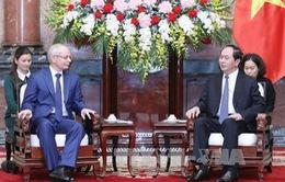 Chủ tịch nước tiếp Thủ tướng Cộng hòa Bashkortostan
