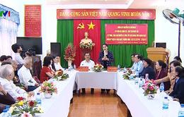 Chủ tịch Quốc hội thăm và làm việc tại Quảng Ngãi