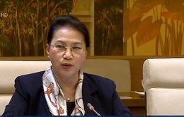 Chủ tịch Quốc hội làm việc với Đảng ủy Công an Trung ương