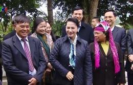 Bà con nhân dân vùng biên là đại sứ gắn kết tình hữu nghị giữa hai nước