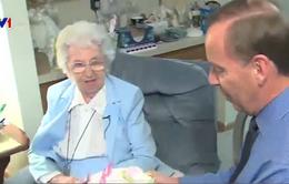 Bí quyết sống lâu của cụ bà 109 tuổi
