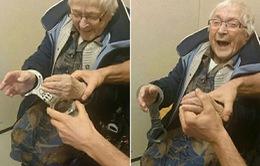 Cụ bà 99 tuổi muốn được... ở tù trước khi chết