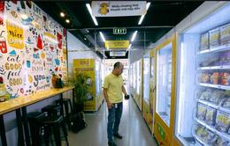 Trải nghiệm cửa hàng không người bán, không tiền mặt đầu tiên ở Việt Nam