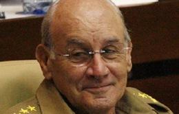 Bộ trưởng Nội vụ Cuba qua đời