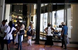 Cuba mở trung tâm mua sắm sang trọng đầu tiên sau 58 năm