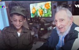 Tấm lòng của cậu bé 11 tuổi với cố Chủ tịch Fidel Castro