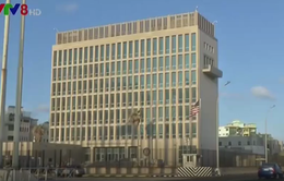 Mỹ lên kế hoạch rút nhân viên Đại sứ quán ở Cuba