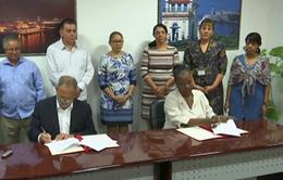 Cuba ký kết hợp đồng xuất khẩu đầu tiên sang Mỹ sau cấm vận