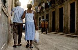 Số người già trên 100 tuổi tại Cuba vượt ngưỡng 2.000 người