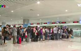 Cục Hàng không đặt máy đo thân nhiệt tại các sân bay