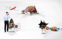 Chính thức xóa bỏ cước roaming giữa 3 nước Đông Dương
