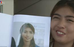 Nữ sinh Thái Lan tìm lại nụ cười sau khi bị hành hung